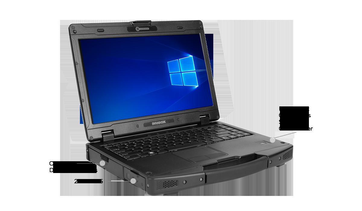 SA14 Laptop - DURABOOK