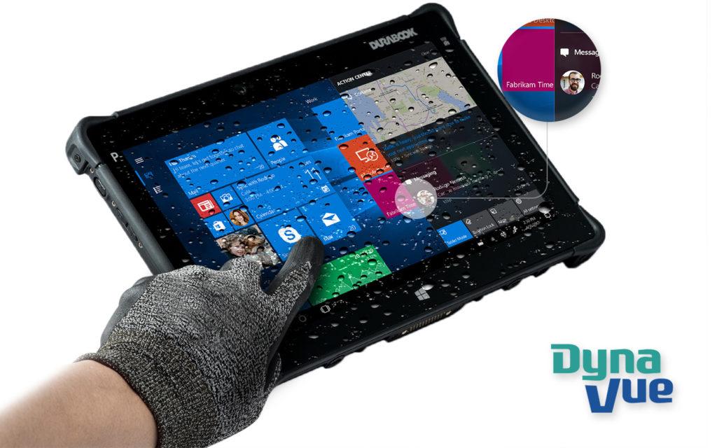 R11L Tablet DynaVue