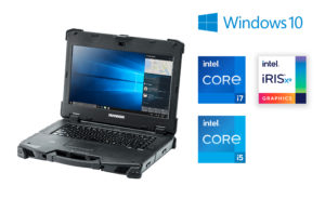 Z14I is equipped with Intel® 11th generation CPU