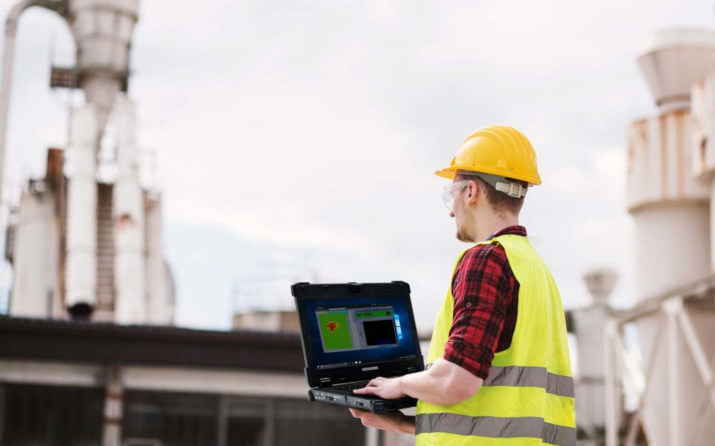 Oil & Gas Durabook Rugged Laptop